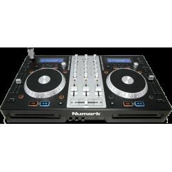 REGIE Numark (DOUBLE CD MP3 AVEC USB + MIXAGE)