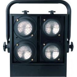 Blinder 4 lampes de 650w