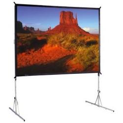 Ecran de projection 4:3 sur cadre 4,27m x 3,20m RETRO