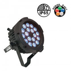 Power Lighting PAR SLIM 18x10W IP65