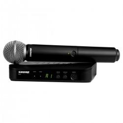 Shure Micro HF BLX 24E/SM 58