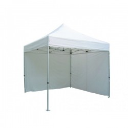 Tente pliable 3m x 3m Blanche