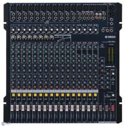 Yamaha Table de Mixage MG206C